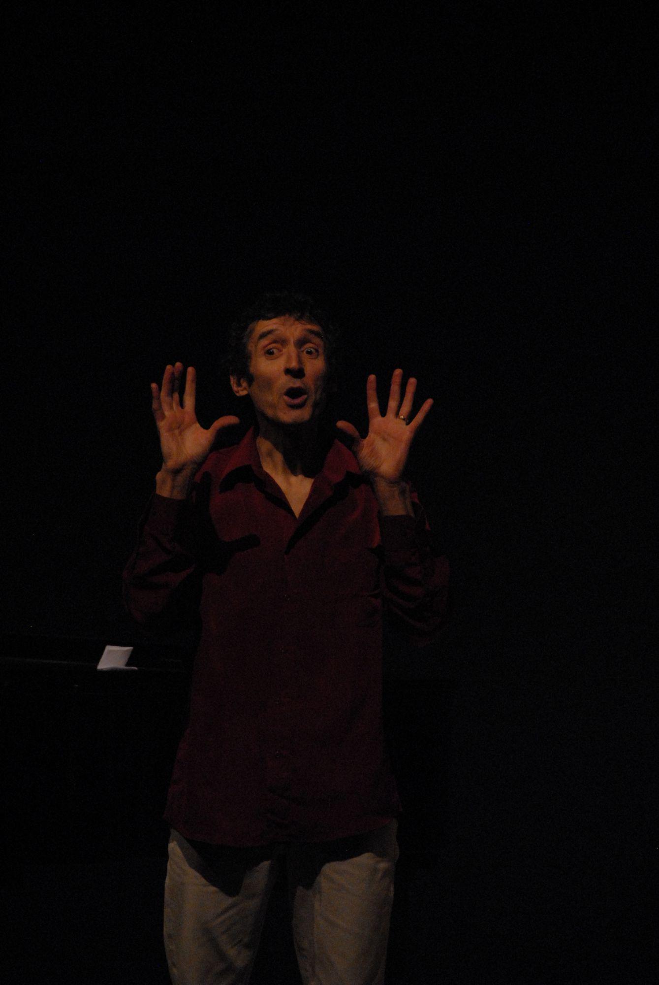 Jean Leblanc en scène